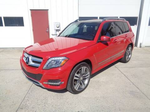 2013 Mercedes-Benz GLK for sale at Lewin Yount Auto Sales in Winchester VA