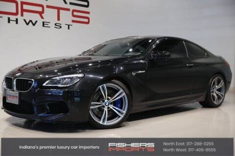 2016 BMW M6 for sale at Fishers Imports in Fishers IN