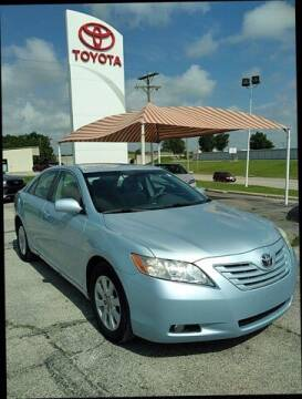 2009 Toyota Camry for sale at Quality Toyota in Independence KS