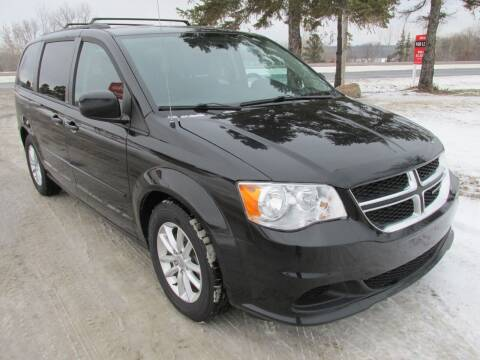 2014 Dodge Grand Caravan for sale at Buy-Rite Auto Sales in Shakopee MN