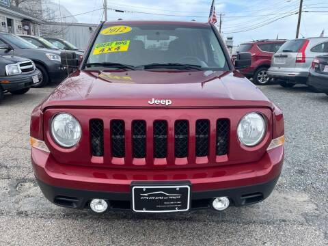 2012 Jeep Patriot for sale at Cape Cod Cars & Trucks in Hyannis MA