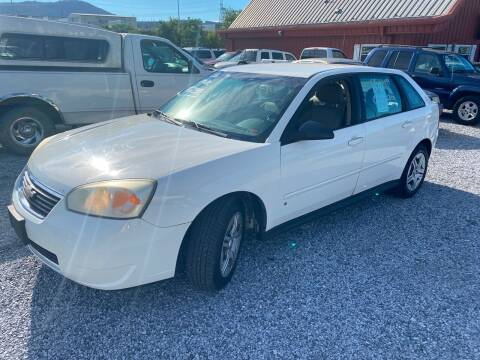 2006 Chevrolet Malibu Maxx for sale at Bailey's Auto Sales in Cloverdale VA