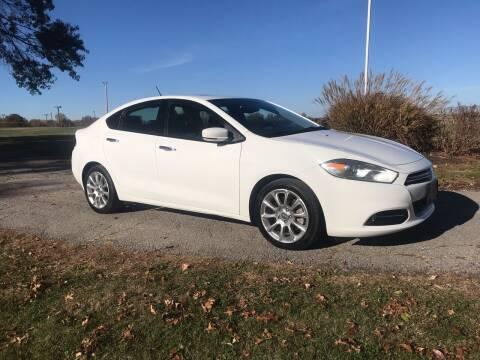 2015 Dodge Dart for sale at BARKLAGE MOTOR SALES in Eldon MO