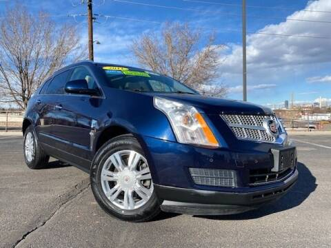 2011 Cadillac SRX for sale at UNITED Automotive in Denver CO