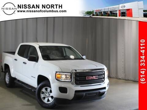 2019 GMC Canyon for sale at Auto Center of Columbus in Columbus OH