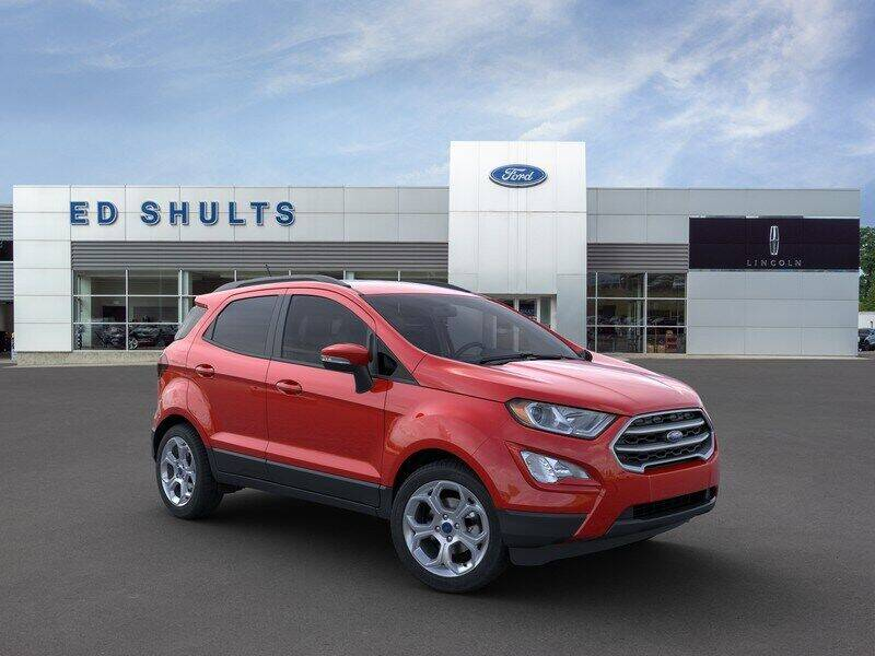 2021 Ford EcoSport for sale in Jamestown, NY