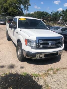 2014 Ford F-150 for sale at Z & A Auto Sales in Philadelphia PA