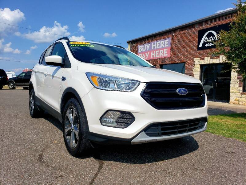 2017 Ford Escape for sale at AUTO BARGAIN, INC. #2 in Oklahoma City OK