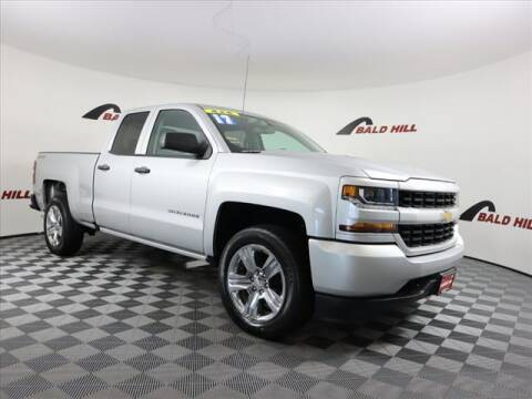 2017 Chevrolet Silverado 1500 for sale at Bald Hill Kia in Warwick RI