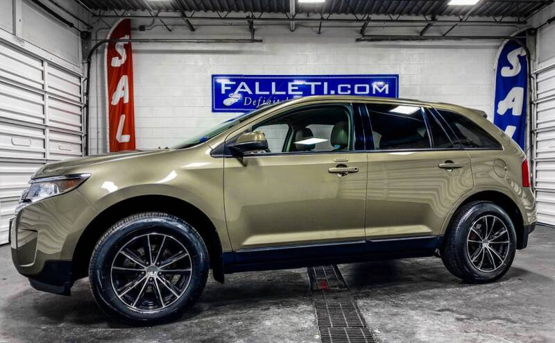 2013 Ford Edge for sale at Falleti Motors, Inc.  est. 1976 in Batavia NY