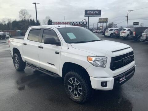 2016 Toyota Tundra for sale at Maxx Autos Plus in Puyallup WA
