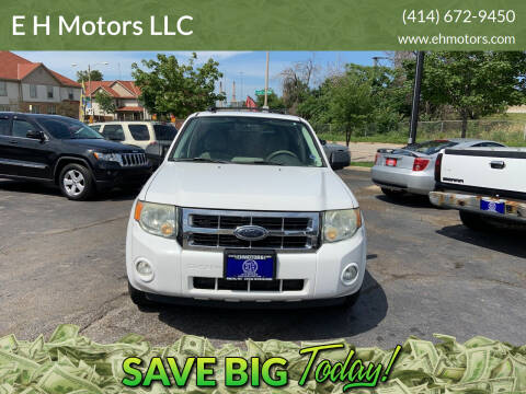 2008 Ford Escape for sale at E H Motors LLC in Milwaukee WI