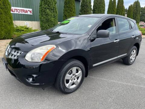 2011 Nissan Rogue for sale at AUTOTRACK INC in Mount Vernon WA