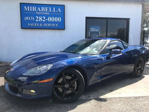 2005 Chevrolet Corvette for sale at Mirabella Motors in Tampa FL