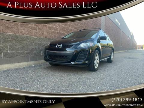 2010 Mazda CX-7 for sale at A Plus Auto Sales LLC in Denver CO
