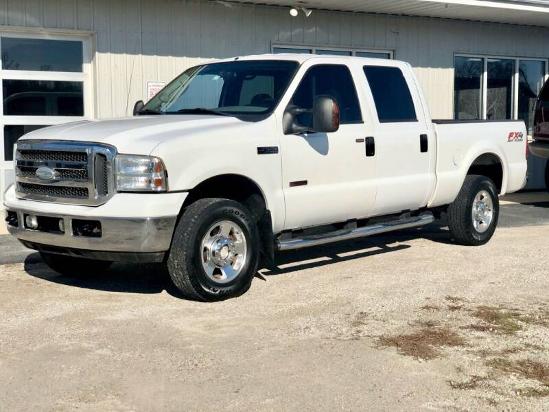 2005 Ford F-250 Super Duty for sale at Torque Motorsports in Rolla MO