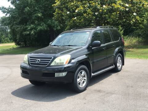 2003 Lexus GX 470 for sale at Rickman Motor Company in Somerville TN