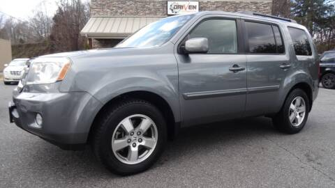 2009 Honda Pilot for sale at Driven Pre-Owned in Lenoir NC