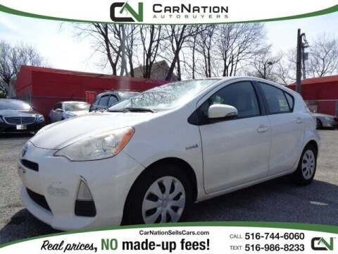 2012 Toyota Prius c for sale at CarNation AUTOBUYERS, Inc. in Rockville Centre NY