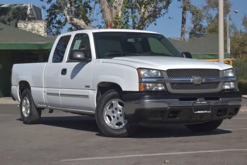 2007 Chevrolet Silverado Hybrid for sale at Mission City Auto in Goleta CA