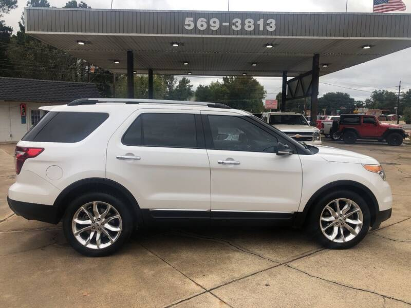 2014 Ford Explorer for sale at BOB SMITH AUTO SALES in Mineola TX