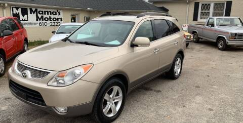 2008 Hyundai Veracruz for sale at Mama's Motors in Greer SC