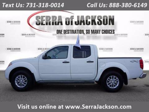 2019 Nissan Frontier for sale at Serra Of Jackson in Jackson TN