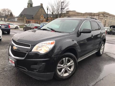 2012 Chevrolet Equinox for sale at Your Car Source in Kenosha WI