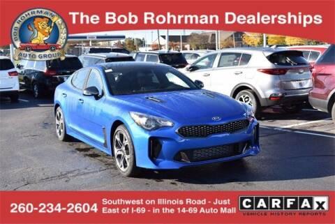 2021 Kia Stinger for sale at BOB ROHRMAN FORT WAYNE TOYOTA in Fort Wayne IN