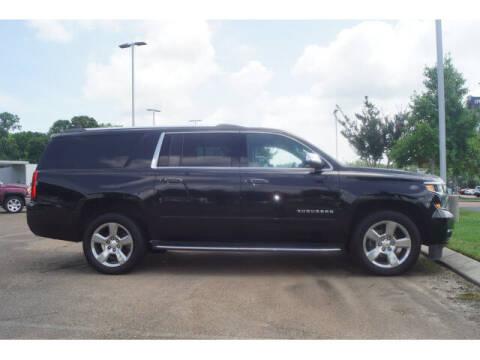2018 Chevrolet Suburban for sale at BLACKBURN MOTOR CO in Vicksburg MS