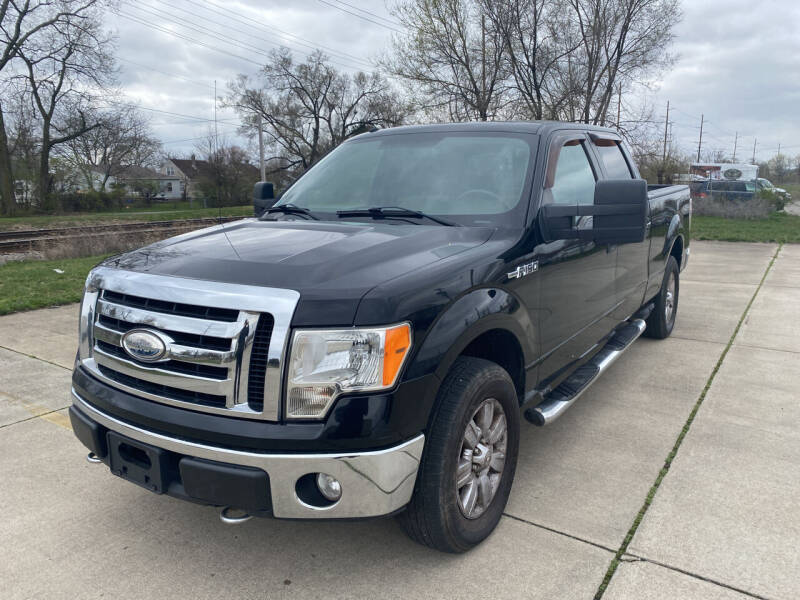 2009 Ford F-150 for sale at Mr. Auto in Hamilton OH
