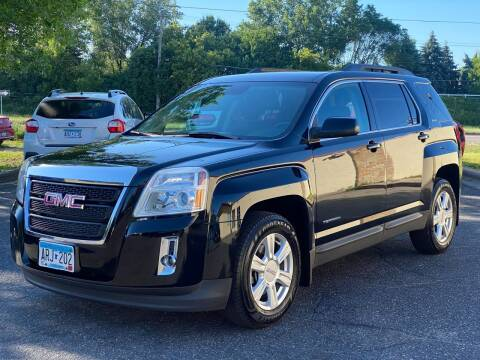 2015 GMC Terrain for sale at North Imports LLC in Burnsville MN