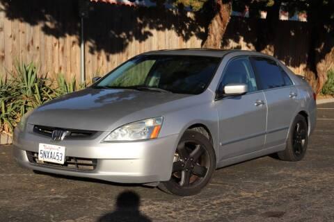 2005 Honda Accord for sale at California Auto Sales in Auburn CA