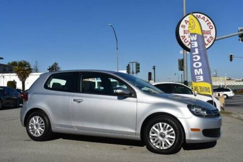 2011 Volkswagen Golf for sale at San Mateo Auto Sales in San Mateo CA