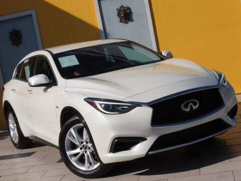 2017 Infiniti QX30 for sale at Paradise Motor Sports LLC in Lexington KY