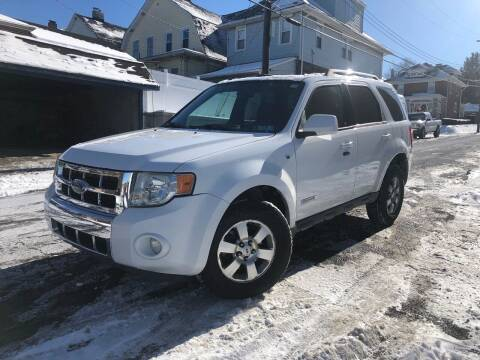 2008 Ford Escape for sale at Keystone Auto Center LLC in Allentown PA