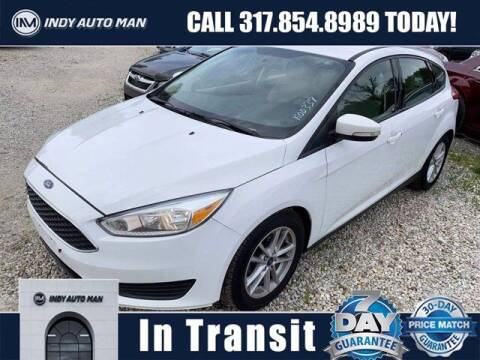 2017 Ford Focus for sale at INDY AUTO MAN in Indianapolis IN