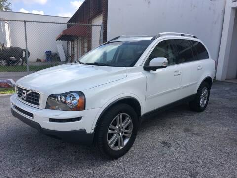 2011 Volvo XC90 for sale at Florida Cool Cars in Fort Lauderdale FL