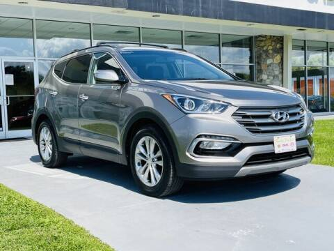 2018 Hyundai Santa Fe Sport for sale at RUSTY WALLACE CADILLAC GMC KIA in Morristown TN