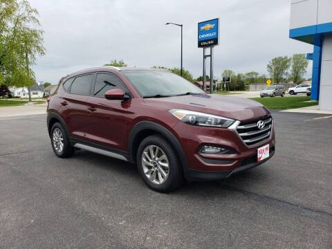 2018 Hyundai Tucson for sale at Krajnik Chevrolet inc in Two Rivers WI