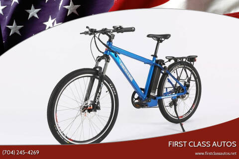 2021 X-treme Trail Max 36V for sale at First Class Autos in Maiden NC
