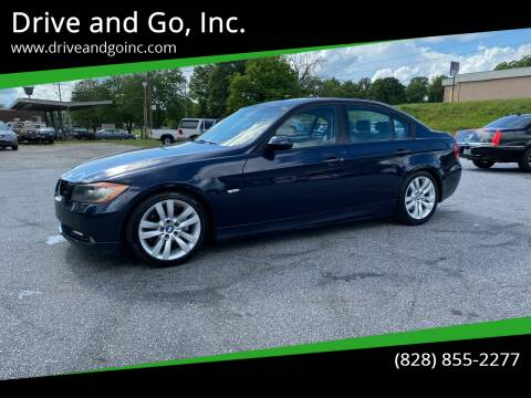 2007 BMW 3 Series for sale at Drive and Go, Inc. in Hickory NC