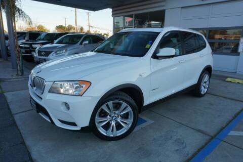 2014 BMW X3 for sale at Industry Motors in Sacramento CA