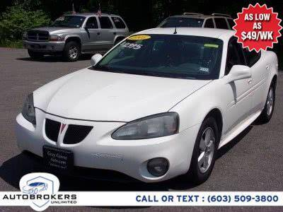 2005 Pontiac Grand Prix for sale at Auto Brokers Unlimited in Derry NH