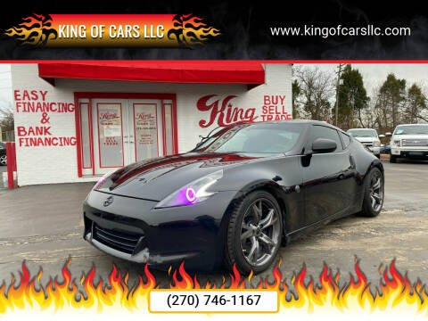 2009 Nissan 370Z for sale at King of Cars LLC in Bowling Green KY