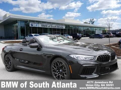 2020 BMW M8 for sale at Carol Benner @ BMW of South Atlanta in Union City GA