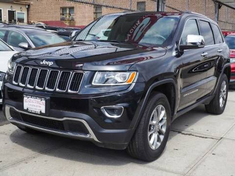 2016 Jeep Grand Cherokee for sale at HILLSIDE AUTO MALL INC in Jamaica NY