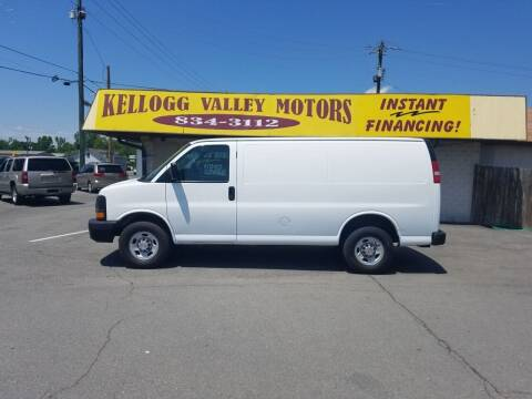 2014 Chevrolet Express Cargo for sale at Kellogg Valley Motors in Gravel Ridge AR
