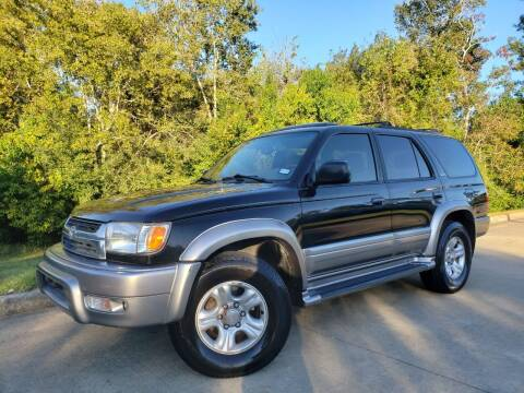2002 Toyota 4Runner for sale at Houston Auto Preowned in Houston TX