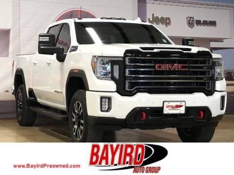 2020 GMC Sierra 2500HD for sale at Bayird Truck Center in Paragould AR